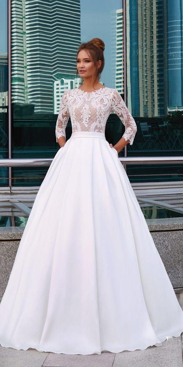 #Robes de mariée #Lanesta # Superbes magnifiques robes de mariée Lanesta 2018 Wu ...