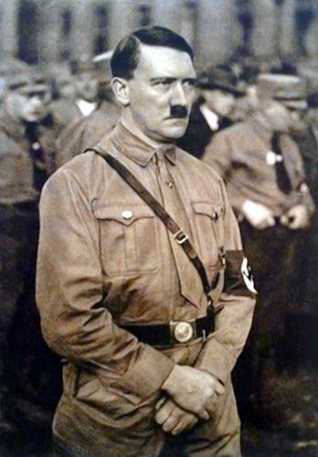 Hitler Bronze