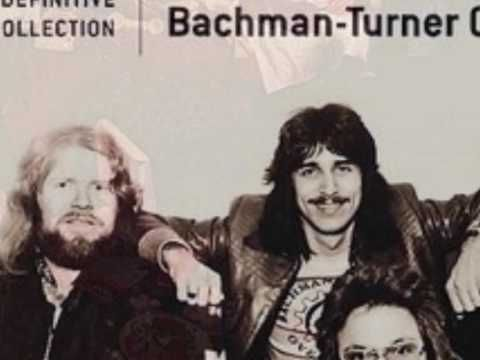 BACHMAN TURNER OVERDRIVE / YOU AIN'T SEEN NOTHING YET (1974)