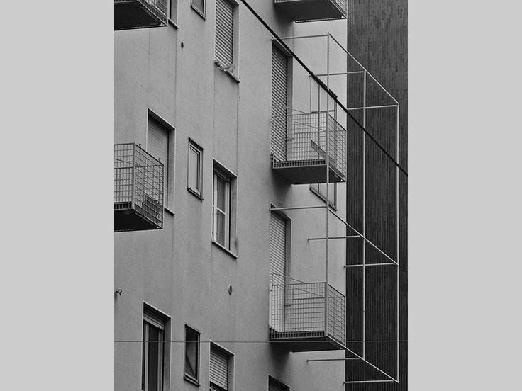 Edificio per abitazioni - Il condominio milanese - itinerari - Ordine degli architetti, P.P.C della provincia di Milano