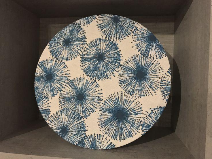 #bajoplato nuevo #diseño!! Funda de tela #ikea #interiordesign #style #art #love