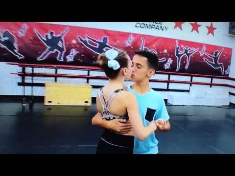 Dance Moms - Maddie Ziegler & Gino Trial Dueto - YouTube