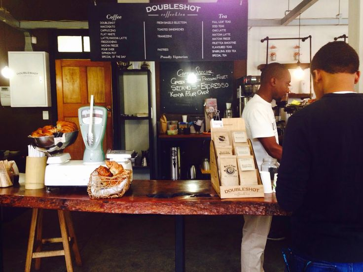 Coffees and Teas all made in-house. A definite must-have. Go check it out for yourself.
