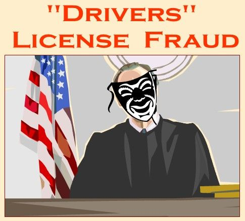 Drivers License Fraud