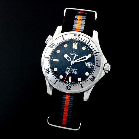 Omega Seamaster Quartz // 2562 // Pre-Owned