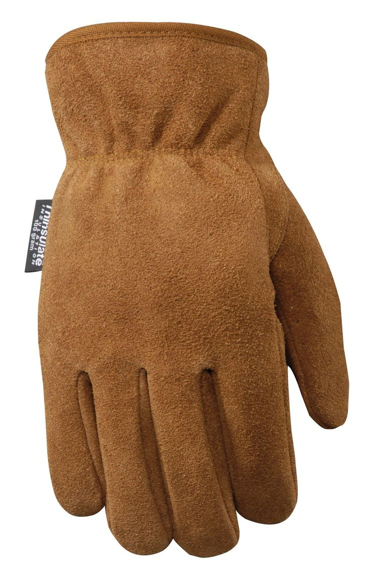 Under armour leather work gloves - Wells Lamont Leather Work Gloves With 100 Gram Thinsulate Insulation Split Cowhide Xx