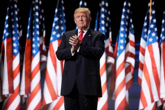 Donald J. Trump OFFICIALLY declared President of the United States by Electoral College