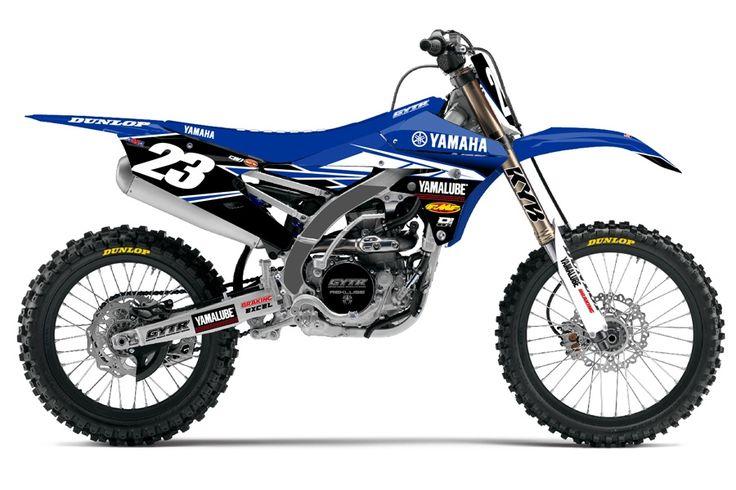 D'Cor Visuals Star Racing Yamaha Team Replica.  www.itlcanada.com