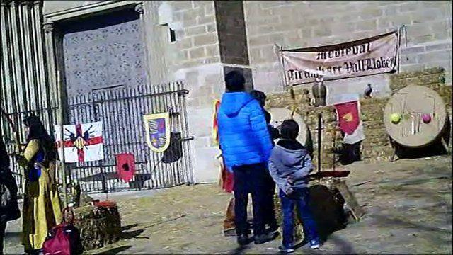 Feria medieval de manresa