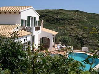 Villa Overlooking Mahon Harbour With Private Pool, Wifi, and Wonderful Sea ViewsHoliday Rental in Cala Llonga from @HomeAwayUK #holiday #rental #travel #homeaway