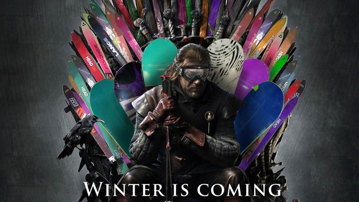 Winter Is Coming - Cool Desktop Wallpaper