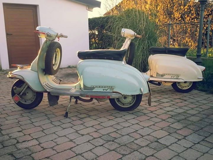 236 best images about lambretta on pinterest motor for Garage scooter nice
