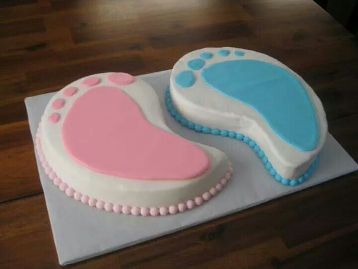 Ashlynn Leigh Cakes Busy Day Weekend Twin Baby Shower Cake Ideas And  Pictures