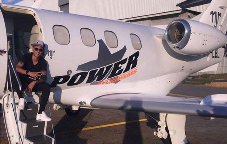 La Justicia brasileña embarga a Neymar el yate y el avión privado | Marca.com