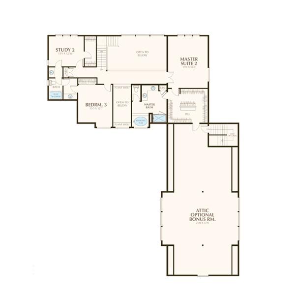 23 best autograph floor plans images on pinterest Canterbury floor plan