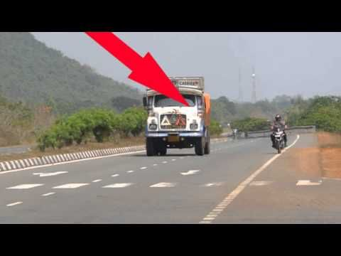 This ghost video is shot on NH-10, INDIA. A creepy figure can be seen in hurry crossing the road. Well, it's a ghost or something else, it's a mystery. JUMP ...