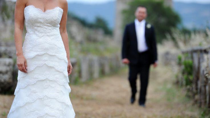 Wedding: Antonio and Elena. Abito da sposa ed event planner: #amatelier
