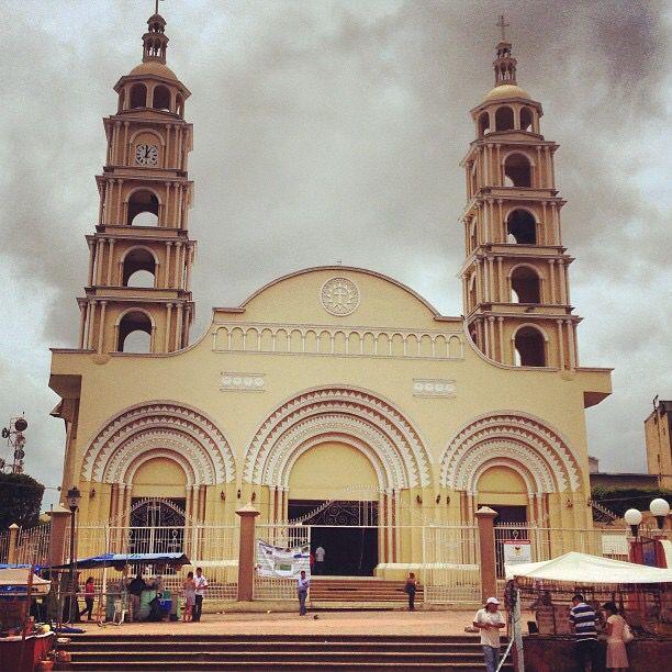 Parroquia de san mart n obispo en acayucan veracruz de for Arquitectura sacro