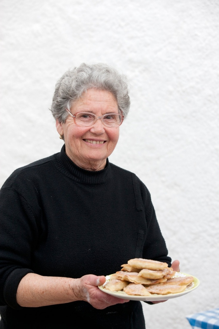 Mrs. Ioanna Perraki from Marpissa