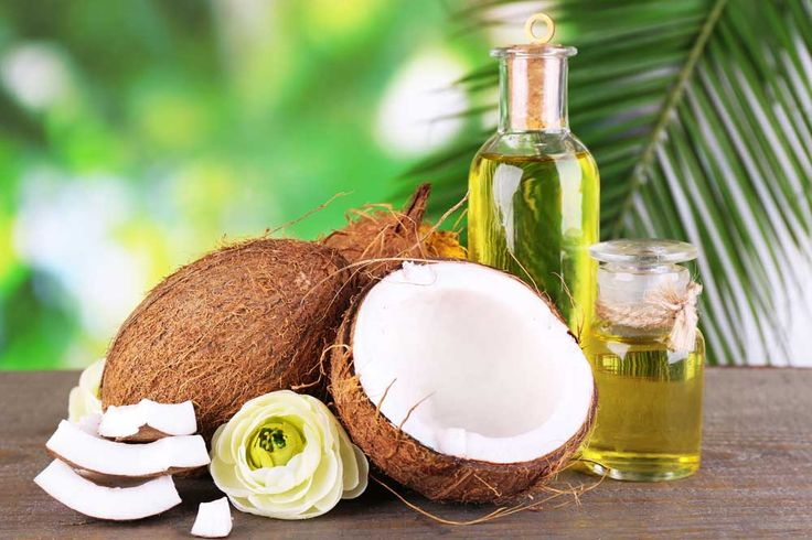 coconut oil cures