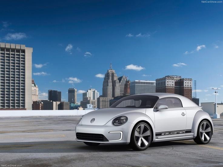 e-bugster concept car