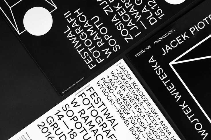Photography Festival Identity by less.  http://mindsparklemag.com/design/graphic/photography-festival-identity/