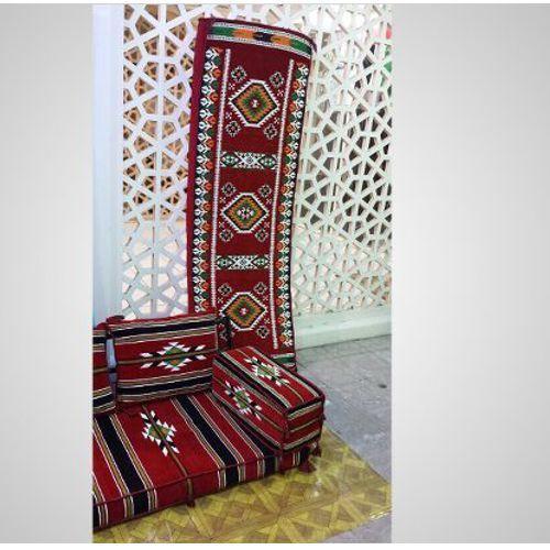orientalische sitzgruppe ecke sisha sark orientalische sitzkissen 5 teilig neu orientalische. Black Bedroom Furniture Sets. Home Design Ideas