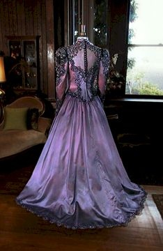 Mythical Griffin Gown by Lauren Lavonne