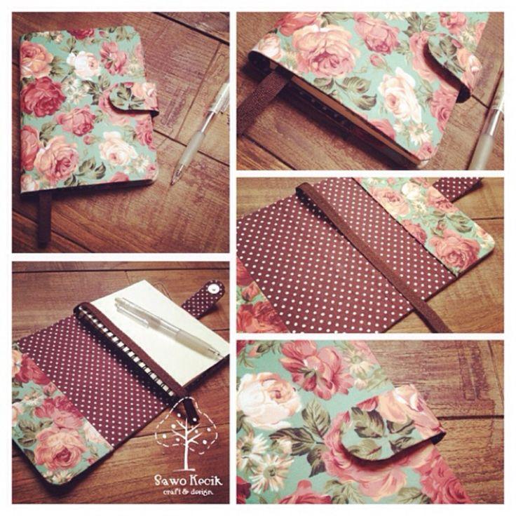 The New! #milkcarton NoteBookCover #2 by #sawokecik .. Adalah sebuah #notebook Cover yang juga terbuat dari #kotaksusubekas  Salam Manis SawoKecik craft ##upcycle #daurulang #gogreen #sampah #sawokecik