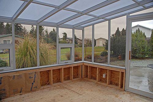 Sunroom construction 11   Flickr - Photo Sharing!