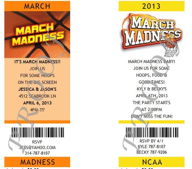 41 best images about March Madness Party on Pinterest | Carnival games, Auction and School carnival