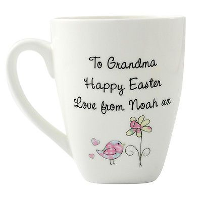 9 best me to you easter gifts 2015 images on pinterest easter personalised easter gift mug easter gift idea for mum grandma nanny nan negle Gallery