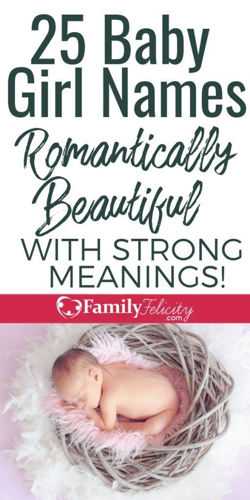 36189c95c 25 Romantically Beautiful Baby Girl Names with Strong   Powerful ...