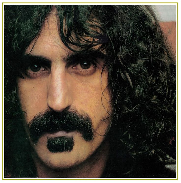The bazaars of the Supreme: Frank Zappa