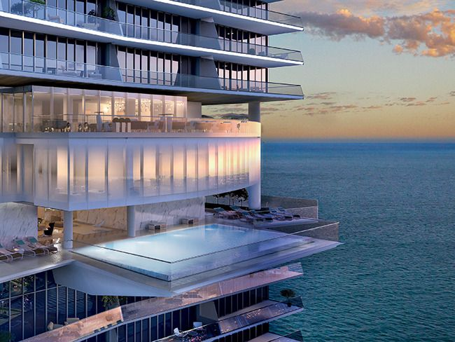 10 best images about new developments south florida on - Capital tower fitness first swimming pool ...