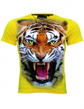 now 3D Tiger tshirts available here