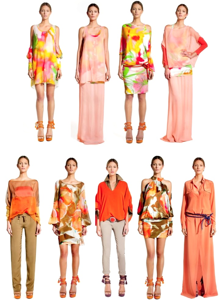 Silvia Tcherassi collection.
