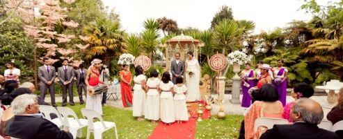 Sri Lankan - Ceremony In Action