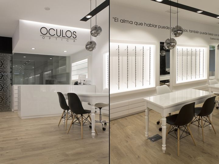 Óculos Óptica by La i design, Vigo – Spain » Retail Design Blog