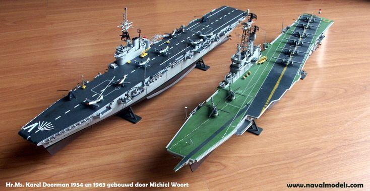 vliegdekschip HMS karel doorman - Google zoeken