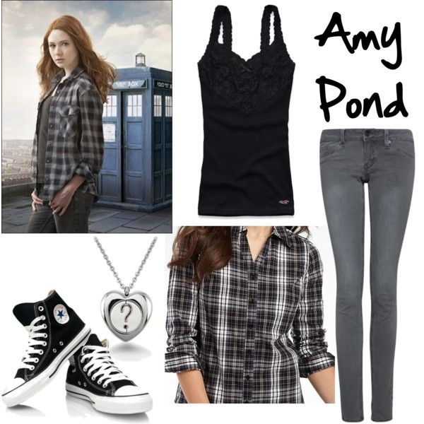 Character: Amy Pond Fandom: Doctor Who Buy it here!