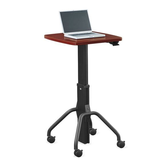 gas lift standing height table standing desks for a healthier workplace