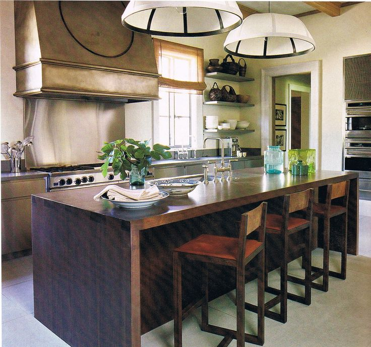115 Best KITCHEN ISLANDS Images On Pinterest | Dream Kitchens, Home And  Architecture