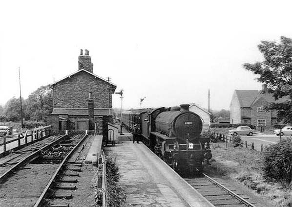 Disused Stations: Amotherby Station