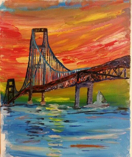 17 Images About Bridge Art On Pinterest Canvas Prints