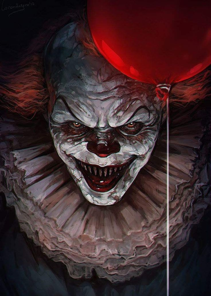 2016 best horror horror movies images on pinterest - Pennywise wallpaper ...