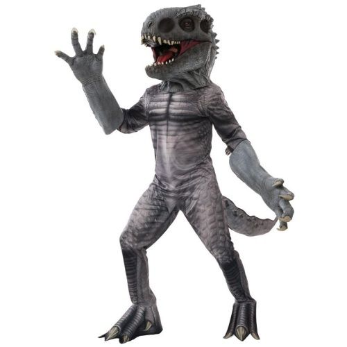 Indominus Rex costume has come out! How much are you going to scare the party guests? Jurassic World costumes