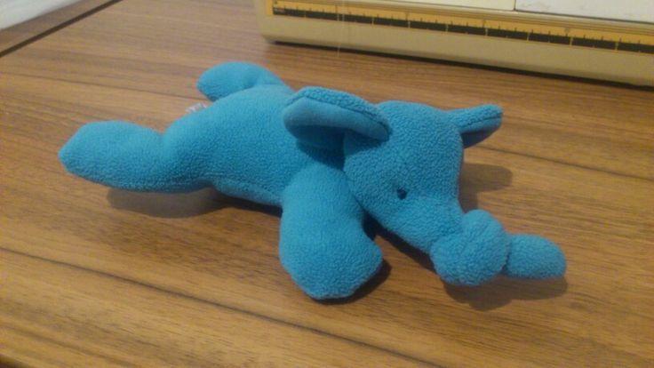 Sloník mazlík