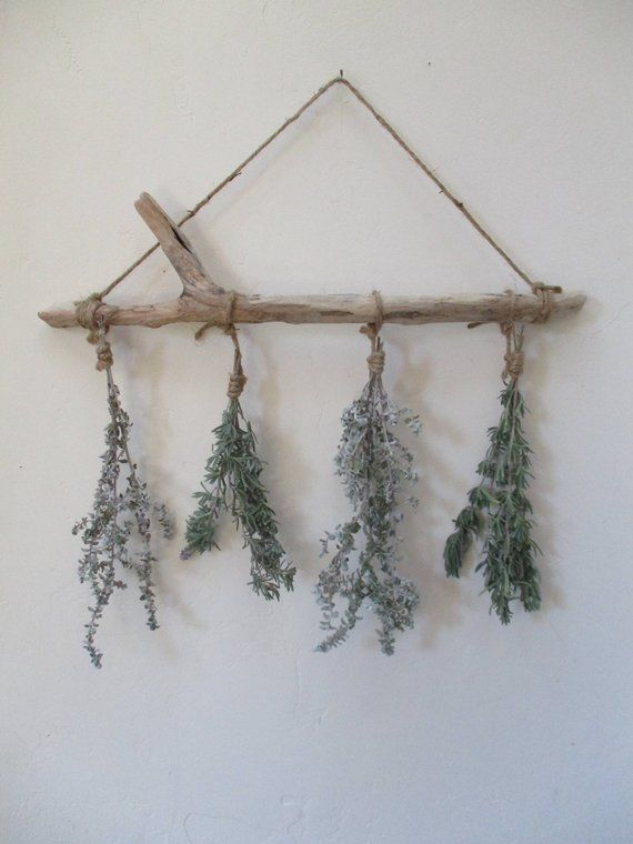 3 3 3 3 With The Flowers 3 Drying Herbs Dried Flowers Hanging Herbs