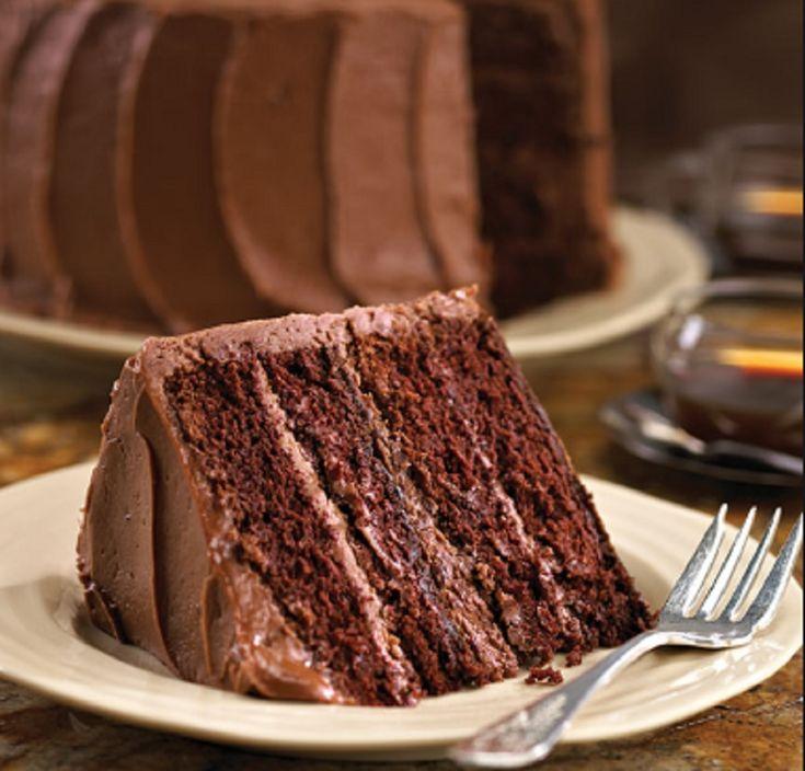 Recette :  Glaçage à gâteau au chocolat d 'antan.